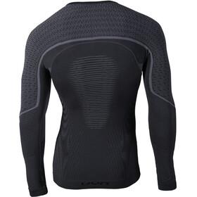 UYN Visyon UW LS Shirt Herr blackboard/black/black
